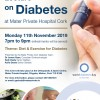 50% Of People With Diabetes Unaware They Have Condition Says Mater Private Cork Consultant
